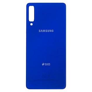 Samsung A750 Galaxy A7 2018 Kryt Baterie (Blue)