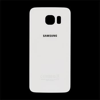 Samsung G920 Galaxy S6 Kryt Baterie (White)