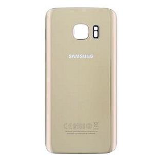 Samsung G930 Galaxy S7 Kryt Baterie (Gold)