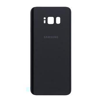Samsung G955 Galaxy S8 Plus Kryt Baterie (Black)