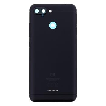 Xiaomi Redmi 6 Zadní Kryt Baterie (Black)