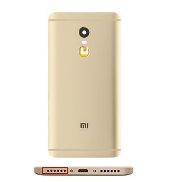 Xiaomi Redmi Note 4 Zadní Kryt Baterie (Gold)
