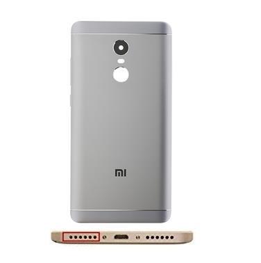 Xiaomi Redmi Note 4 Zadní Kryt Baterie (Grey/Silver)