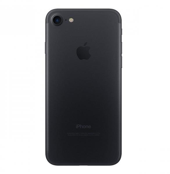 Apple iPhone 7 Plus Zadní Kryt Osazený (Black) Service Pack