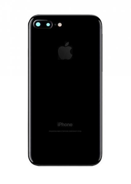 Apple iPhone 7 Plus Zadní Kryt (Jet Black) Service Pack