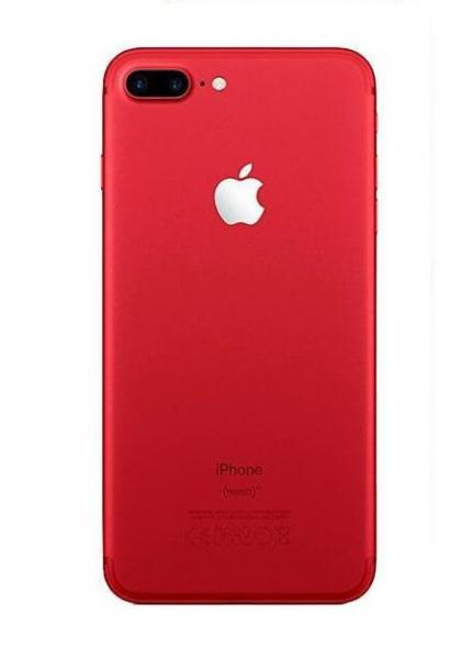 Apple iPhone 7 Plus Zadní Kryt (Red) Service Pack