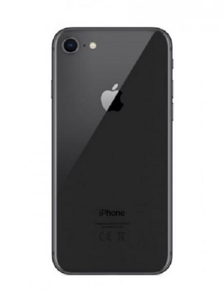 Apple iPhone 8 Zadní Kryt (Black) Service Pack