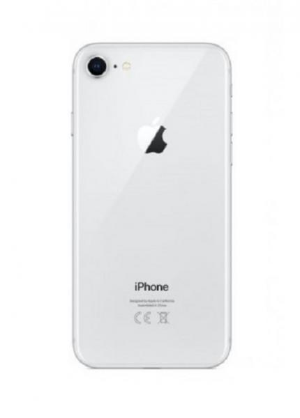 Apple iPhone 8 Zadní Kryt (White) Service Pack
