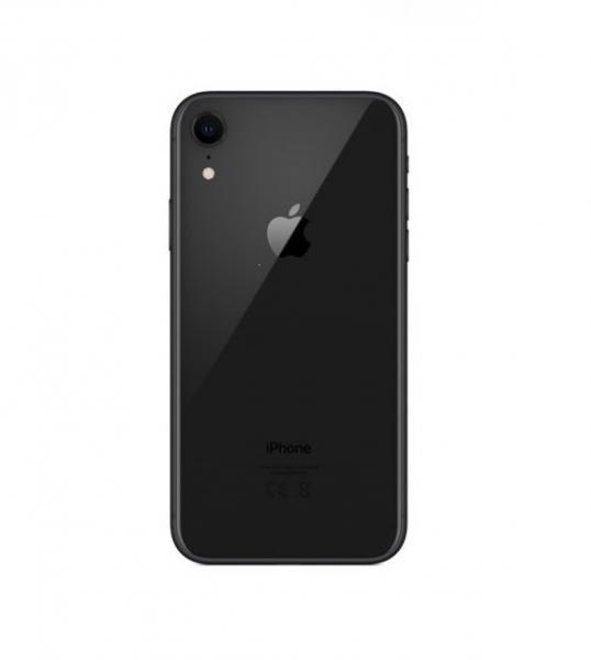Apple iPhone XR Zadní Kryt (Black)