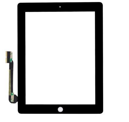 Apple iPad 3/4 Dotyková Deska Black (Class A)