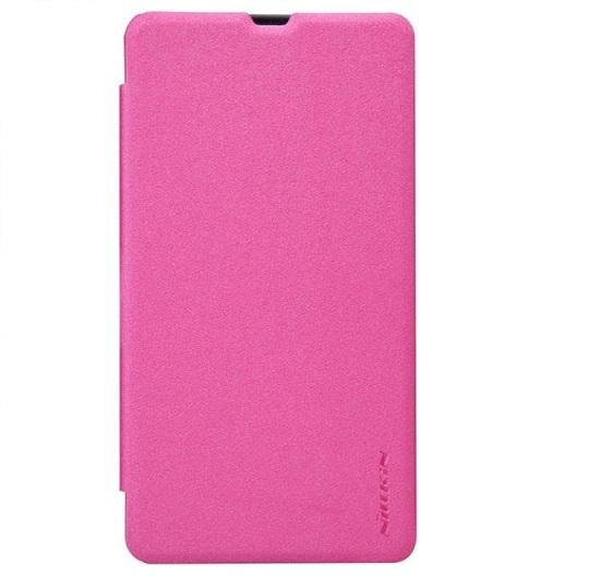 Nillkin Sparkle Folio Pouzdro Red pro Nokia Lumia 535