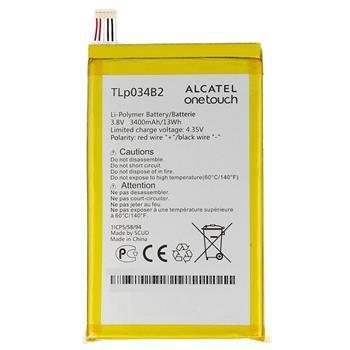 Baterie Alcatel CAC3400004C2 3400mAh Li-Pol (Bulk)