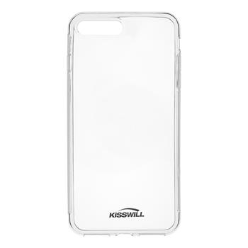 Kisswill TPU Pouzdro pro iPhone 7 Plus/8 Plus Transparent