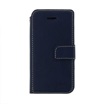 Molan Cano Issue Book Pouzdro pro Apple iPhone XR Navy