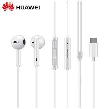 Huawei CM33 Sluchátka Type-C Stereo White (Bulk)