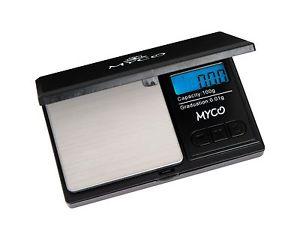 On Balance Myco MZ MINI Digitální Váha (600g x 0.1g)