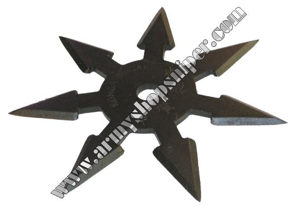 Vrhací hvězdice - shuriken