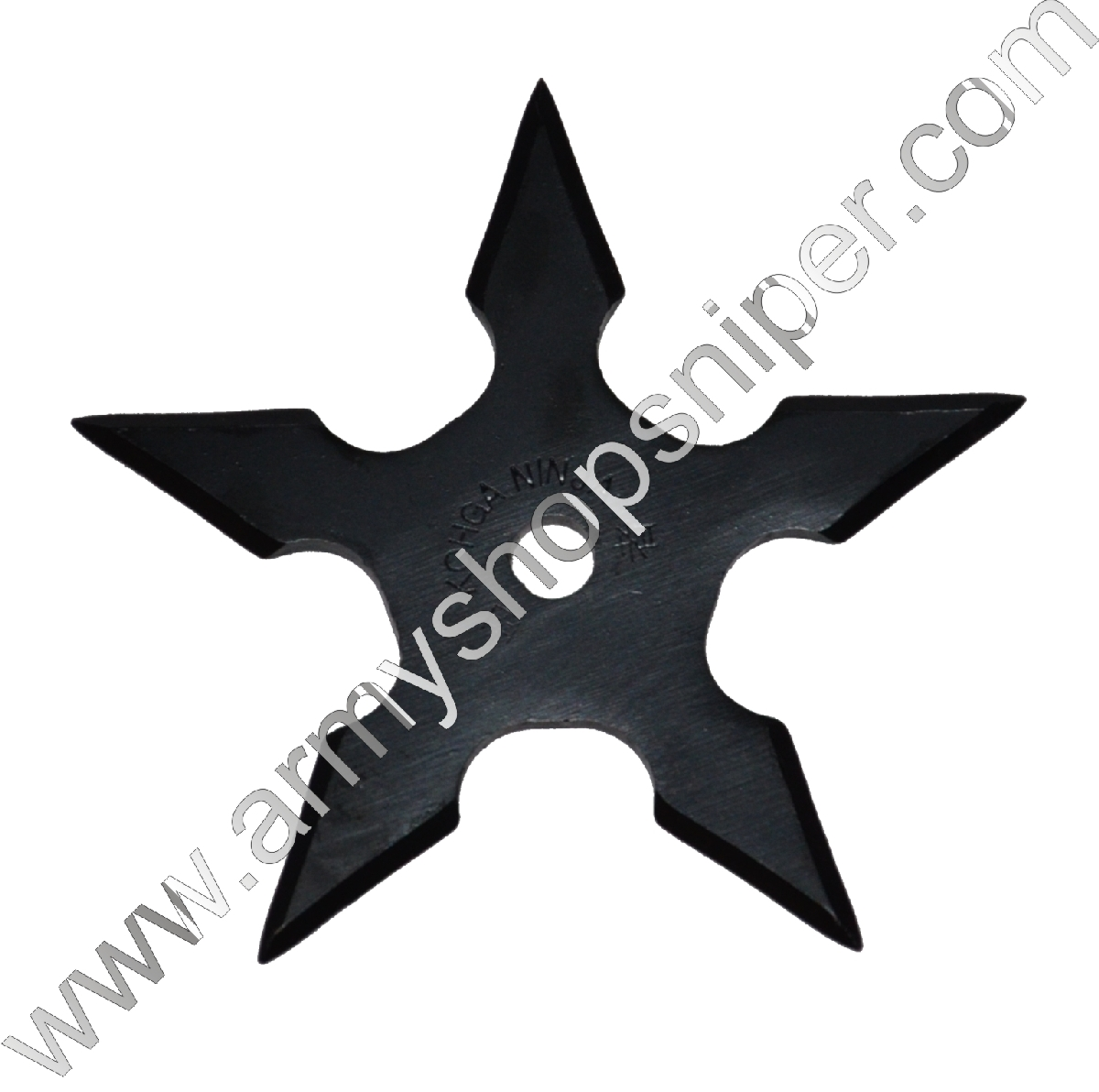 Shuriken, vrhací hvězdice