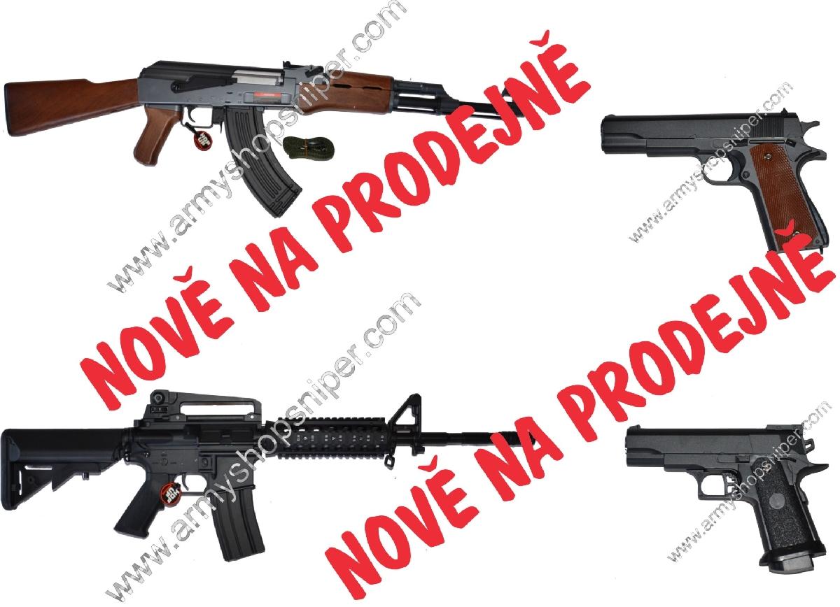 Airsoftové zbraně