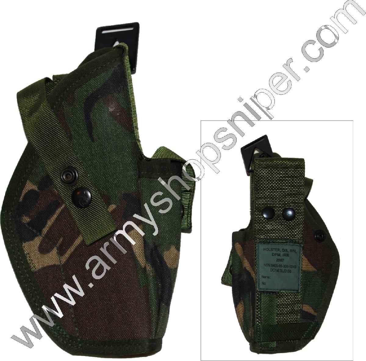 Holster , pistolové pouzdro DPM WD