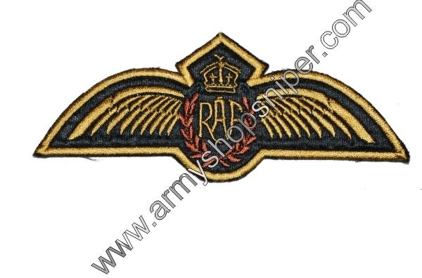Nášivka RAF