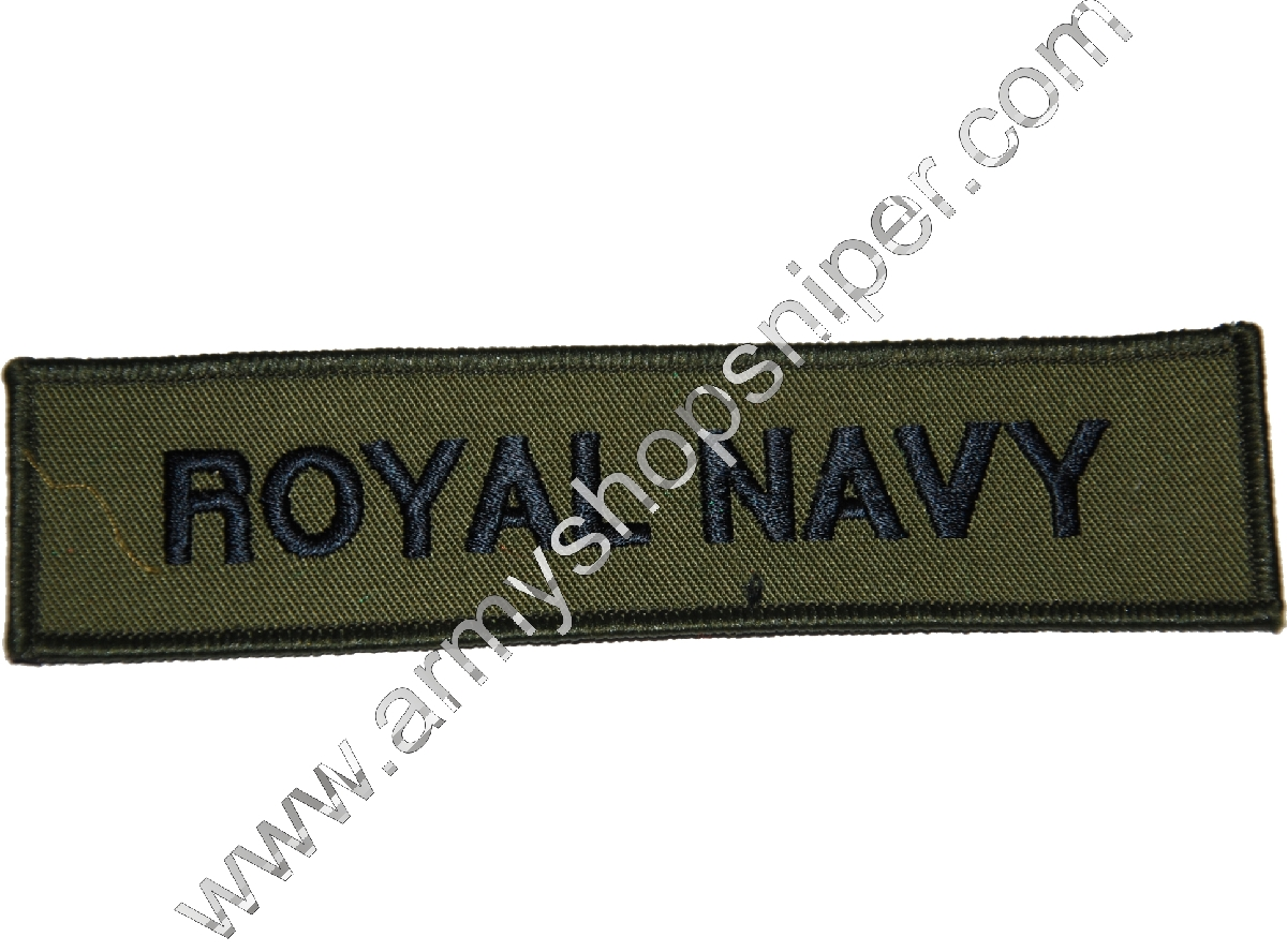 Nášivka ROYAL NAVY