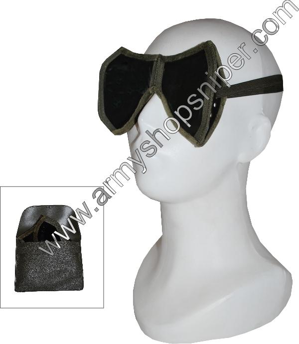 Německé ochranné  brýle BW