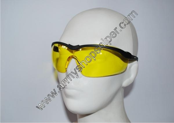 Ochranné brýle CLIMAX 595-A žluté
