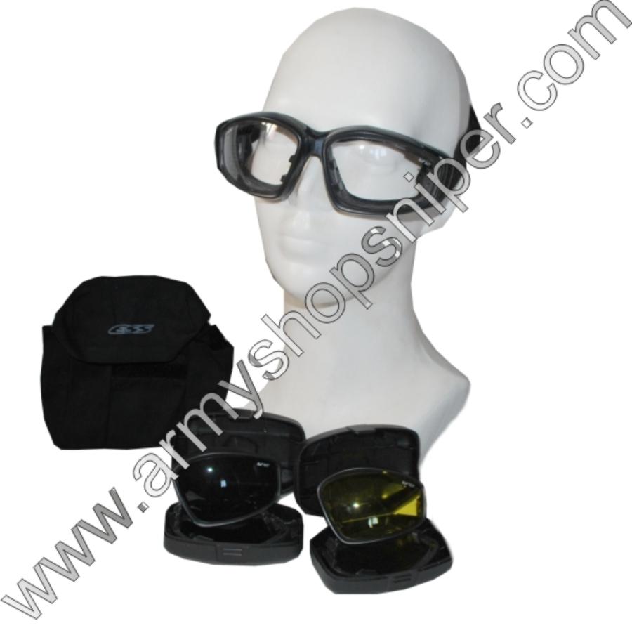 Ochranné brýle ESS ADVANCER V-12
