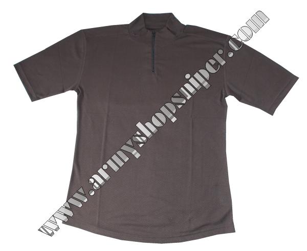 Termo triko hnědé