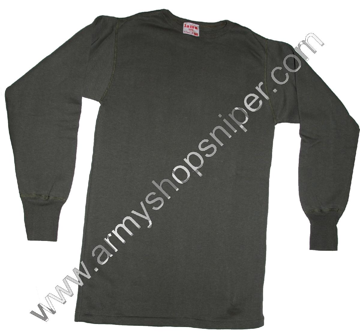 Termo triko khaki