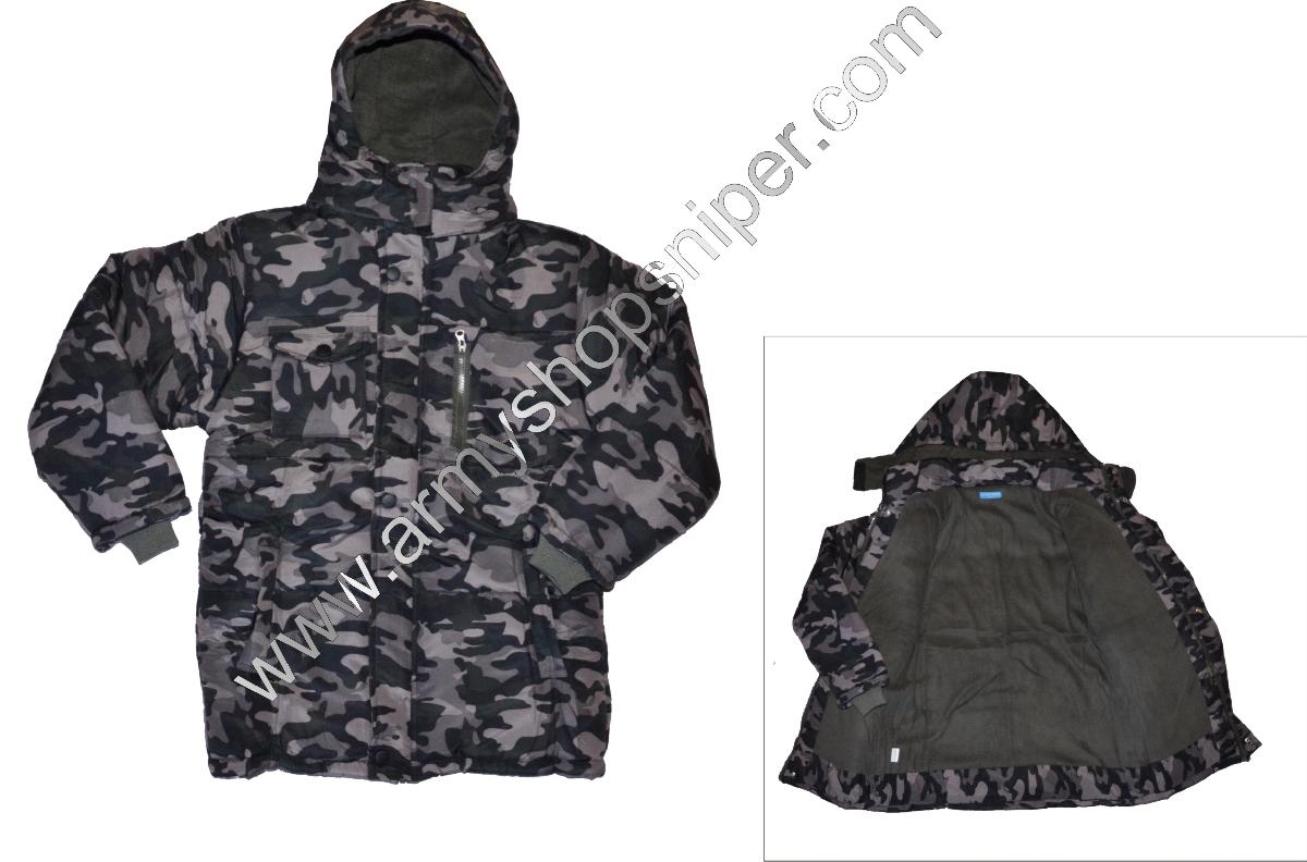 Zimní bunda dětská 164
