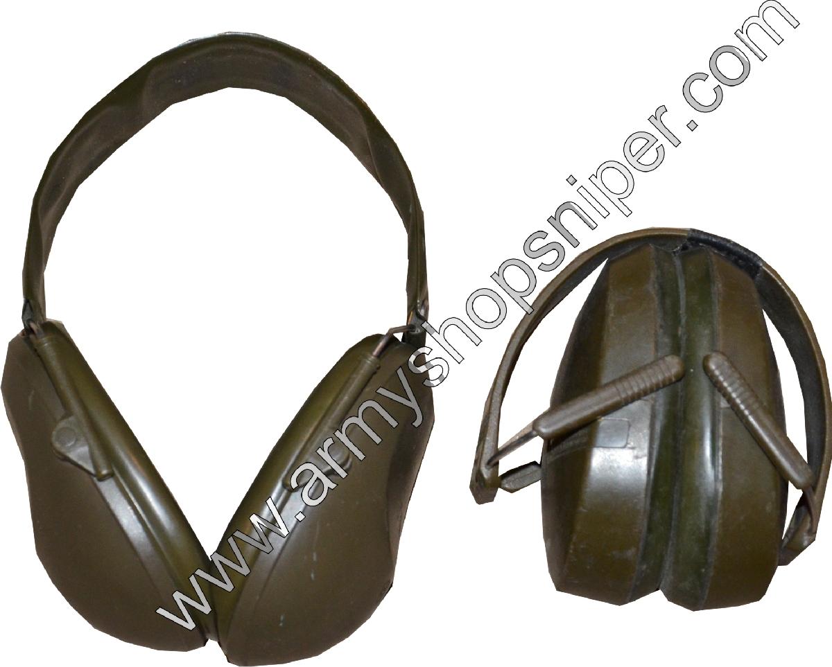 Chrániče sluchu, sluchátka