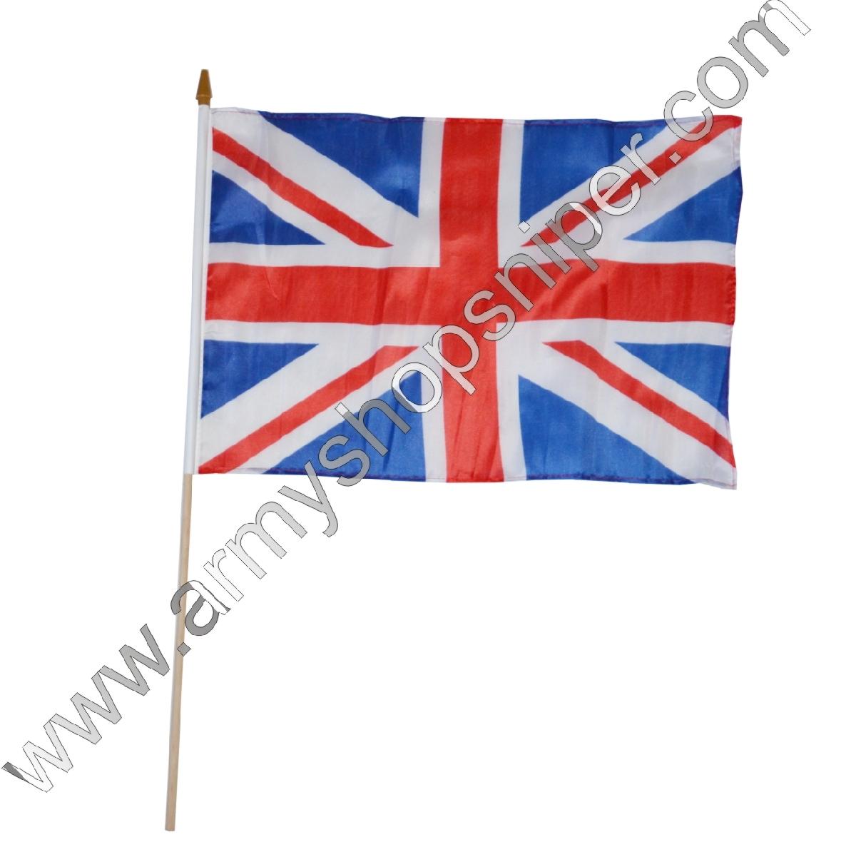 Vlajka na tyčce GB Brit