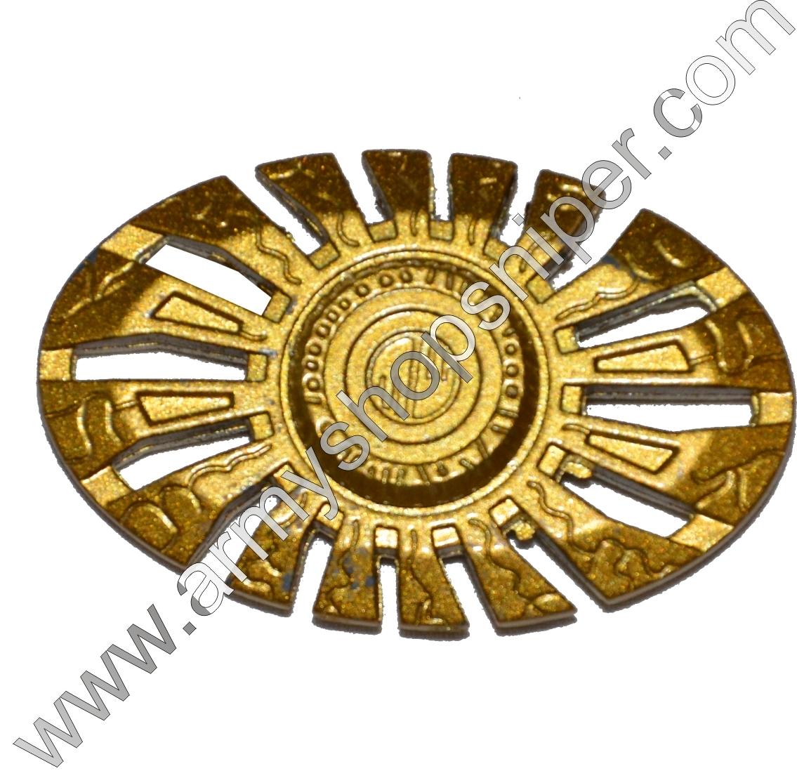 Fidget Spinner - zlatý