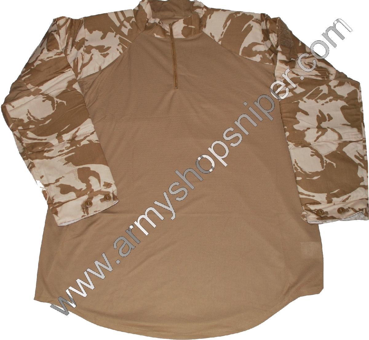 Košile COMBAT SHIRT DPM desert
