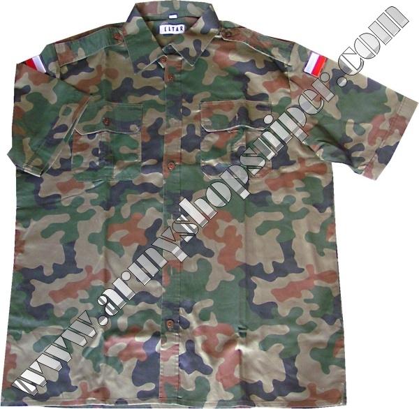 Košile Polsko WP maskovací