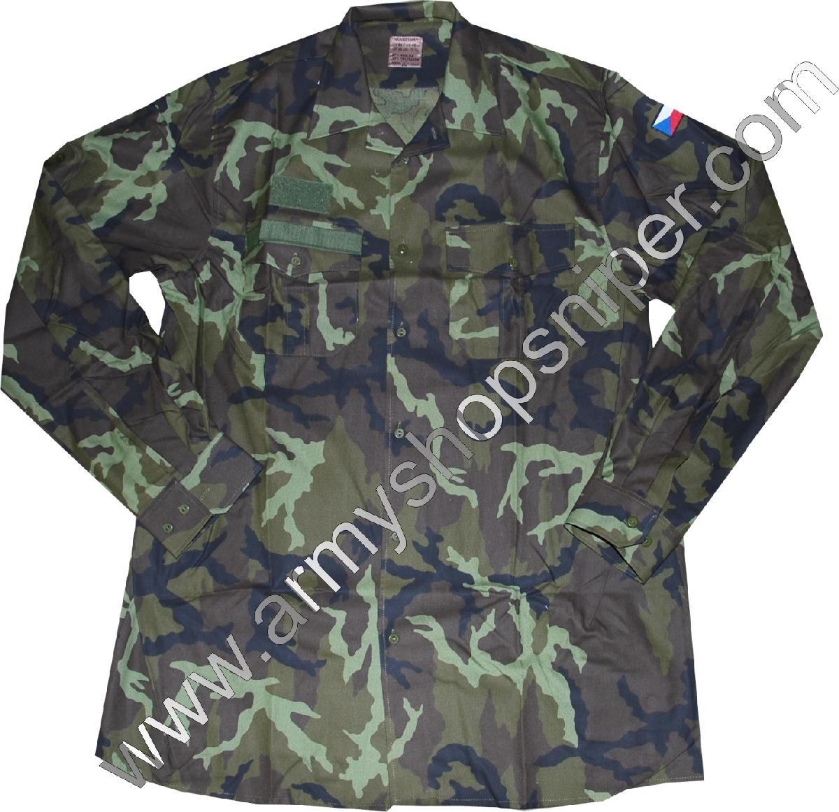 Košile AČR 2000 vz.95   194/43-44