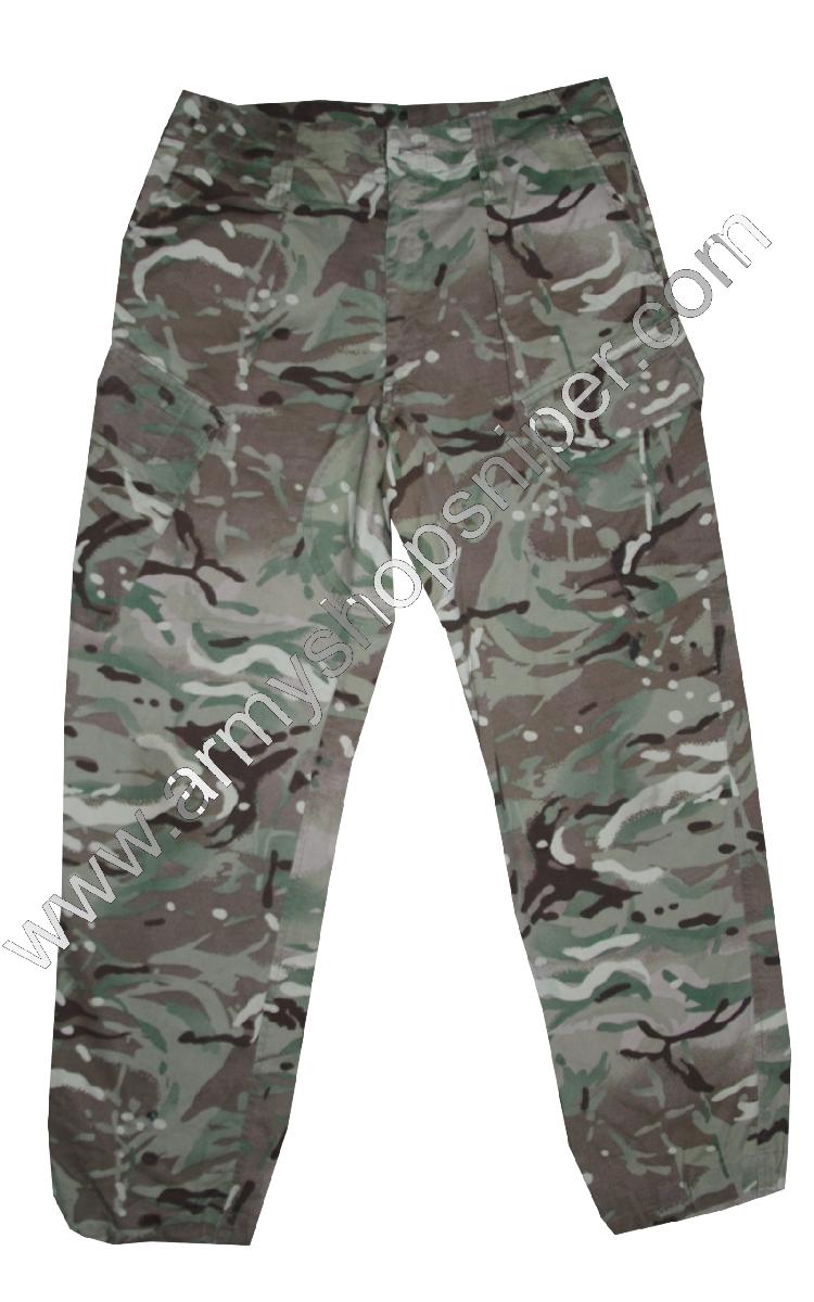 Kalhoty Brit. Multicam Combat