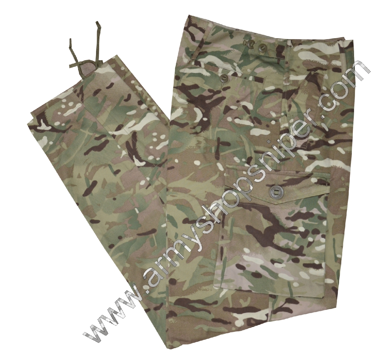 Kalhoty Multicam WINDPROOF MTP