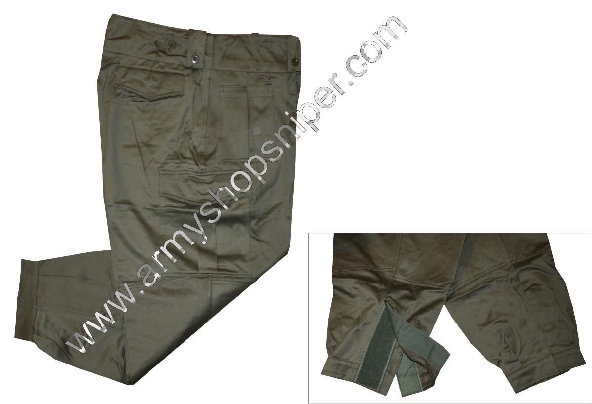 Kalhoty khaki Belgie 7080/0520