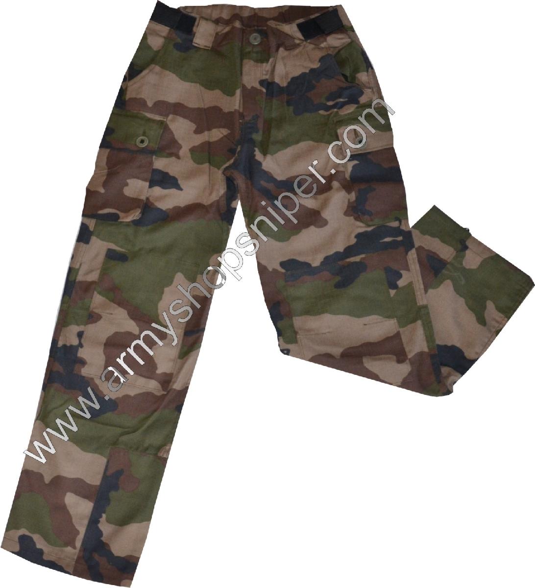 Kalhoty FRANCIE Legie CCE