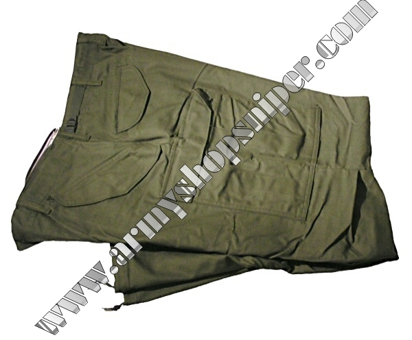 Kalhoty M65 kapsáče oliv