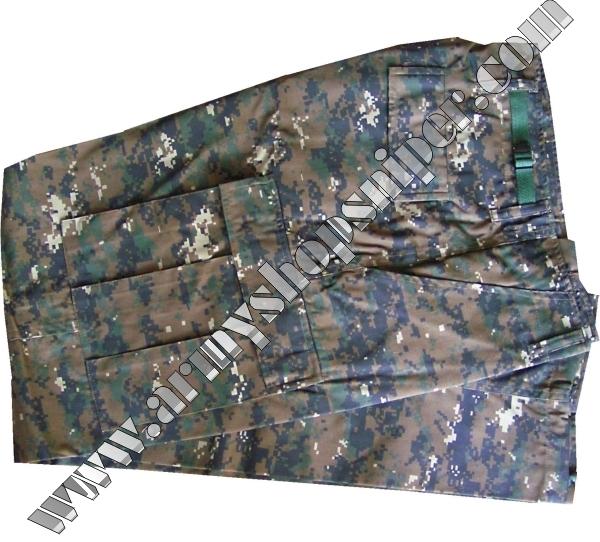 Kalhoty digital WD