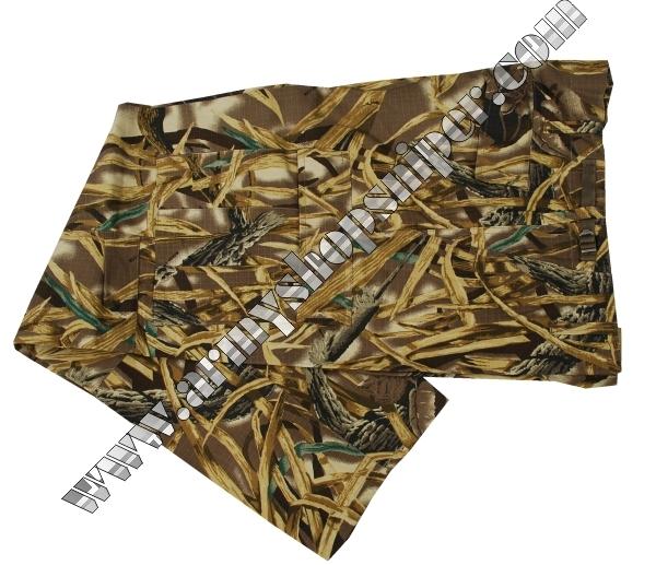 Kalhoty Hunter lovecké  močál - louka  S-regular
