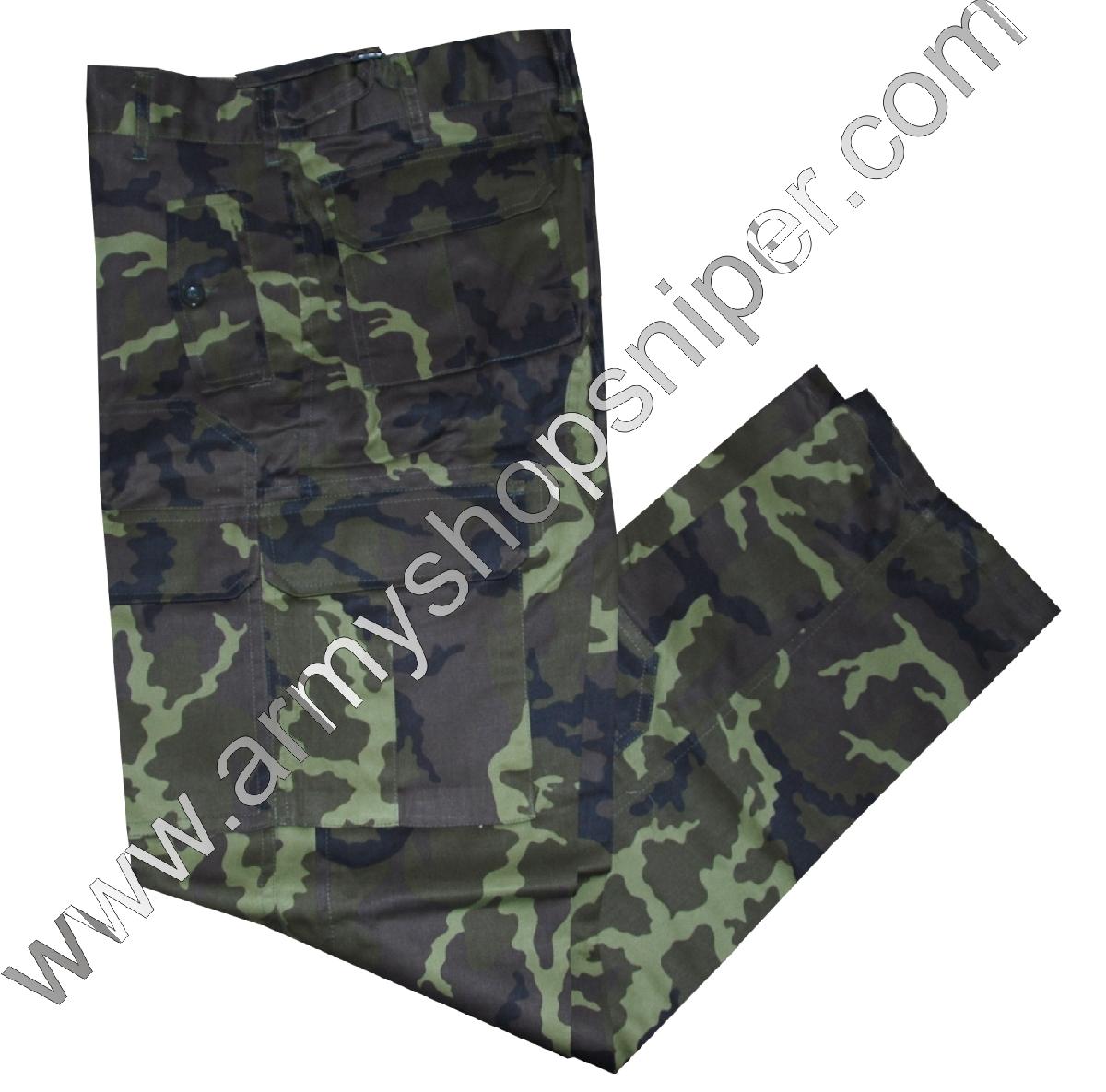 Kalhoty maskované 95 - XXL
