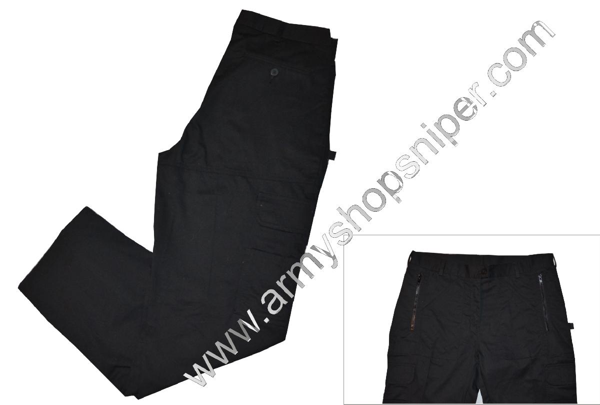 Kalhoty Brit. černé POLICE