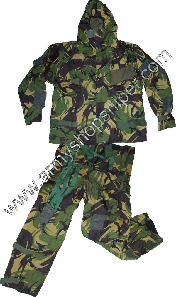 Převlečník, Ochranný oděv NBC MK IV  WD  170/100