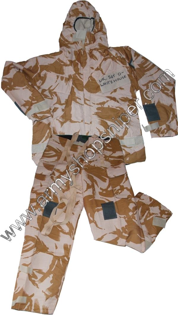 Ochranný oděv NBC MK IV Desert  180/100