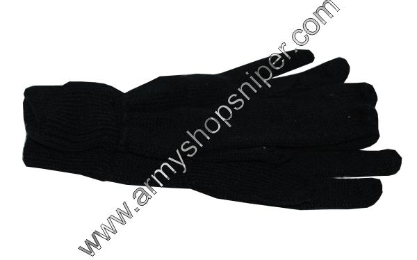Rukavice pletené Thinsulate černé